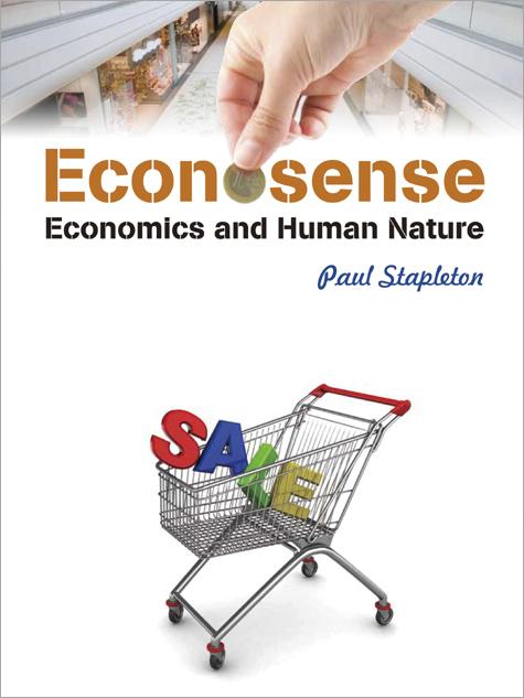 Econosenseの表紙