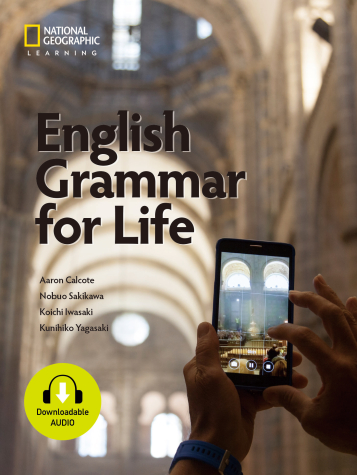 English Grammar for Lifeの表紙